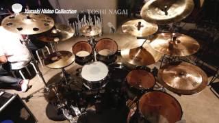 TOSHINAGAI ドラムクリニック ダイジェスト