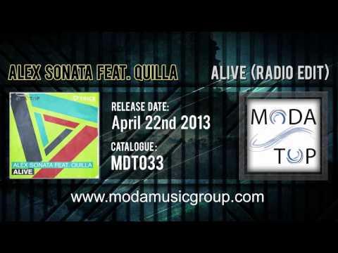 Alex Sonata feat. Quilla - Alive (Radio Edit)