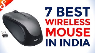 7 Best Wireless Mouse in India with Price
