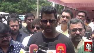 Even if I am dead, Paayum Puli will be released – Vishal | என் உயிரே போனாலும் பாயும் புலி ரிலீஸ் ஆகும் – விஷால்