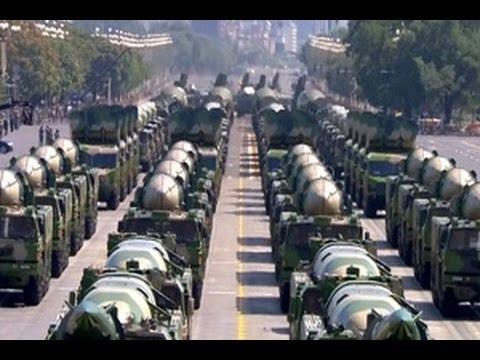 Cina Pamer Kekuatan Militer, AS Mendadak Jadi Ingin Menguji Rudal Anti-radar Terbarunya
