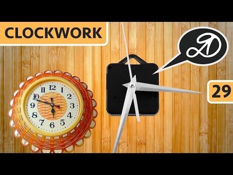 Quartz Clock Movement Mechanism. Parcel Aliexpress (29)