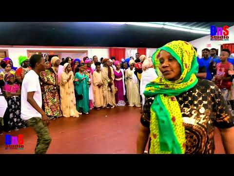 Bantu Mix Dj (Hawa and Abdullahi Wedding) Ohio 2019
