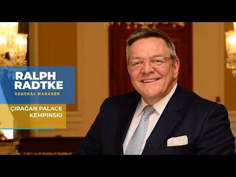 #GLF18 | Interview Ralph Radtke, General Manager, Çırağan Palace Kempinski