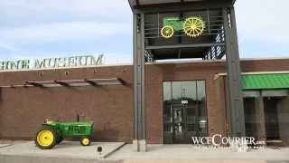 John Deere Tractor & Engine Museum open for business