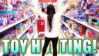 TOY HUNTING - IT'S SO NICE!!! So many new toys, blind bags and CLEARANCE!! - MLP, Barbie and MORE!