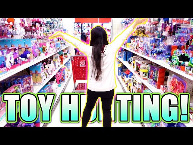 TOY HUNTING - ITS SO NICE!!! So many new toys, blind bags and CLEARANCE!! - MLP, Barbie and MORE!