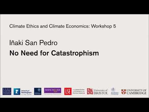 Inaki San Pedro - No Need for Catastrophism
