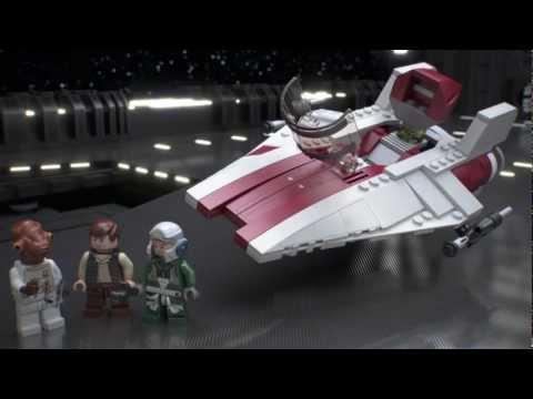 LEGO® Star Wars™: A-Wing Starfighter™(75003)