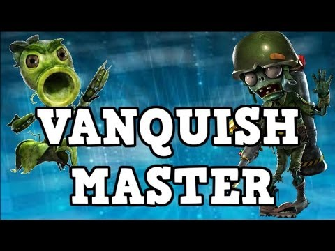 Plants vs Zombies Garden Warfare - How To Get More Vanquishes/Kills Per Game