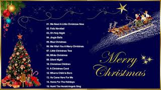 Christmas Music 2020 - Top Christmas Songs Playlist 2020 -  Best Christmas Songs Ever