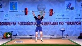 17 12 2011   Наталья Заболотная сумма 296 кг