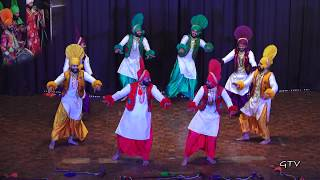 DAV College Jalandhar - Third Place Live Category @ Bhangra Arena 2018 thumbnail