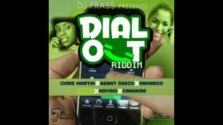 Dial Out Riddim Mix (April 2012)