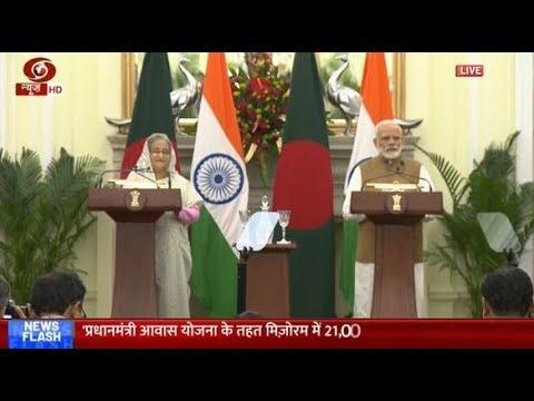 India & Bangladesh