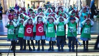 Karin Christmas Show 2016民生書院幼稚園合唱團報佳音 K11