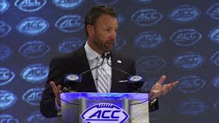 UNC's Larry Fedora Addresses Safety Of College Football