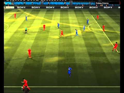 2015 Virtual World Cup Group D Belgium - New Caledonia