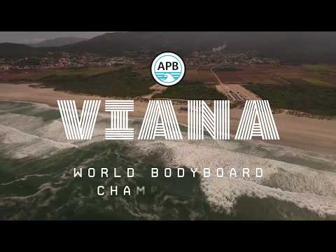 Viana World Bodyboard Championship Day 1 Highlights