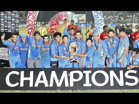 India To Host 2016 World T20 And 2023 ODI World Cup - TOI