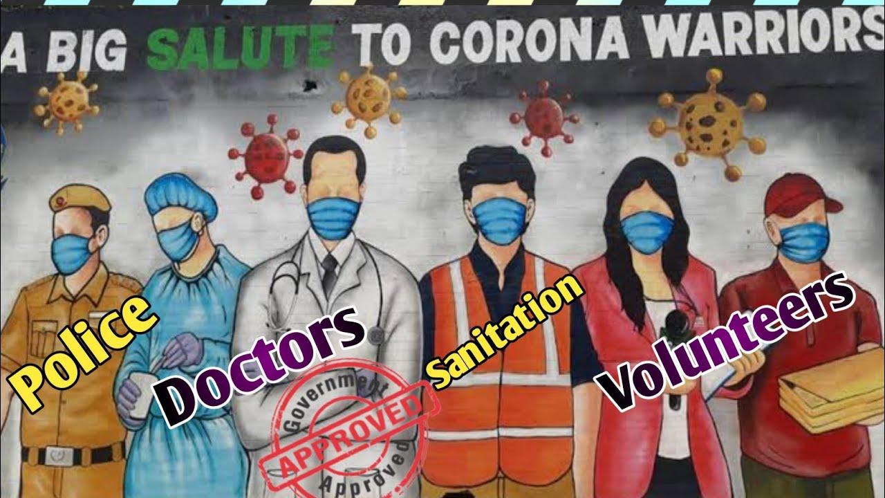 Download Police   Doctors   Sanitation   Volunteers Emotional Short Film/Corona Warriors Emotional Short Film