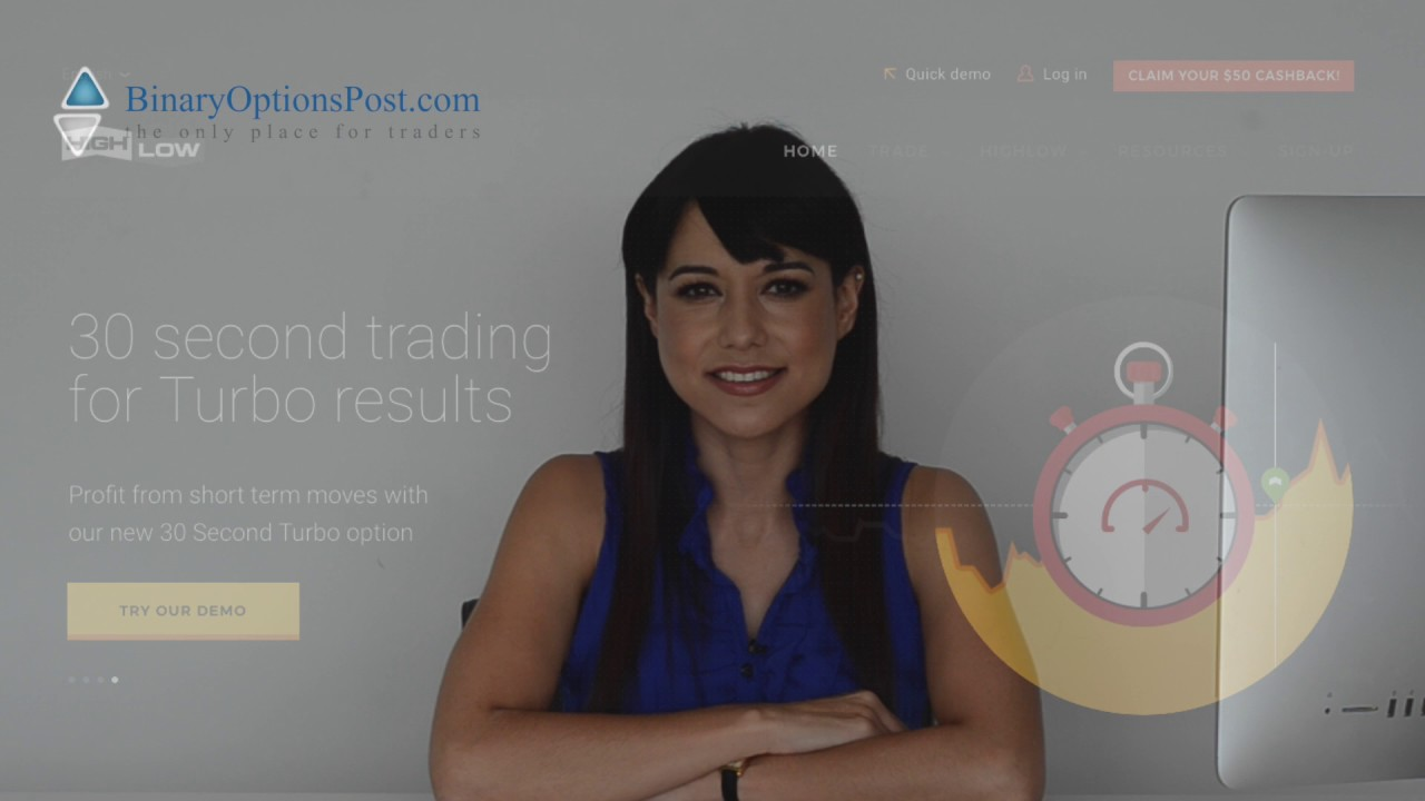 Highlow binary options review