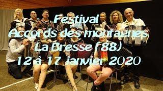 Festival de la BRESSE Janvier 2020 ACCORDS des MONTAGNES 13e édition