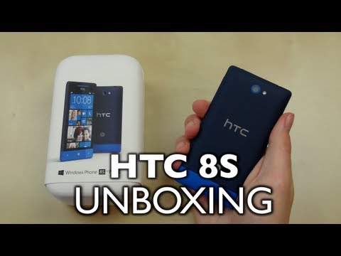 Unboxing: Windows Phone 8S by HTC | SwagTab