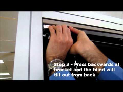 blinds watch cleaning youtube removal blind hqdefault venetian mini aluminium