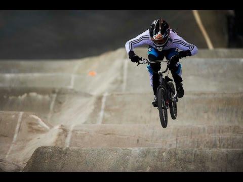 Great Britain's Kyle Evans on BMX world championship preparations.