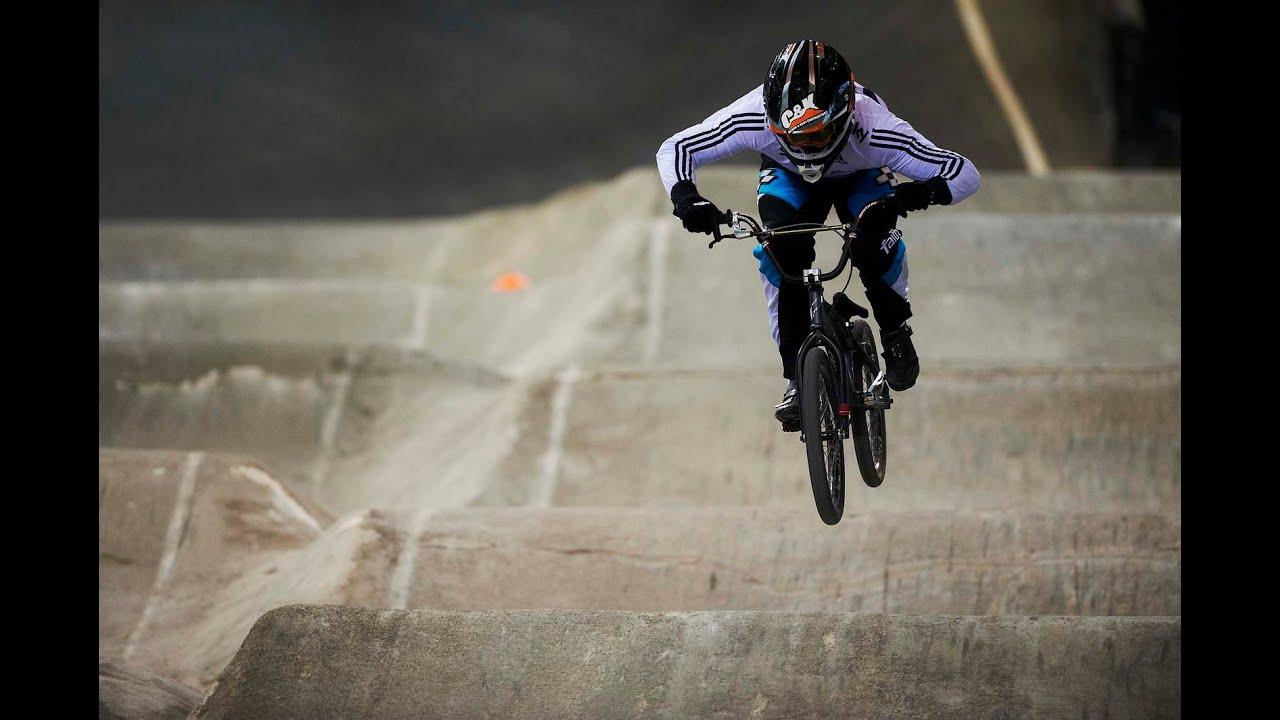 Kyle Evans targets return to form for BMX world championships