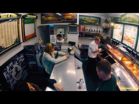Leo Burdock's Fish & Chips In Dublin - A Timelapse