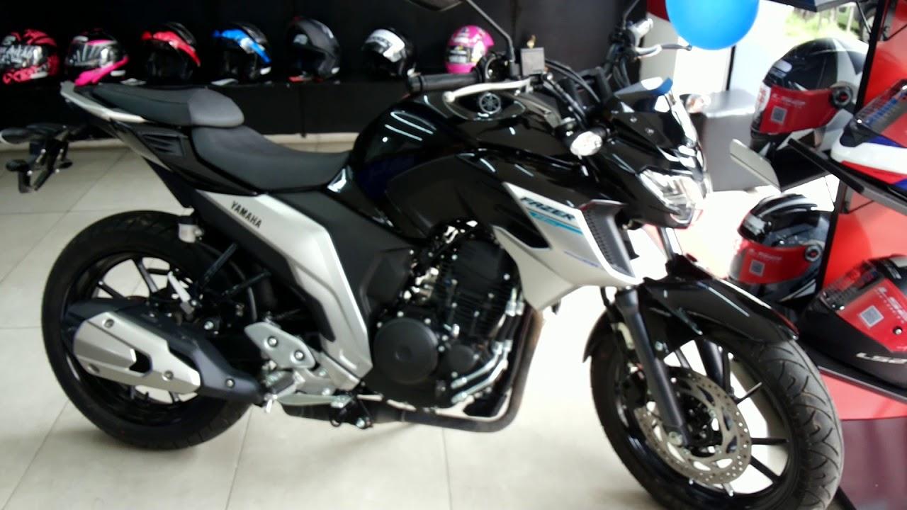 About Yamaha Fazer