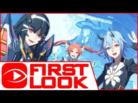 Phantasy Star Online 2 - Gameplay First Look