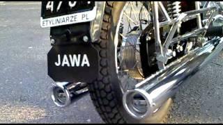 Jawa 350 TS stan kolekcjonerski sprzedam