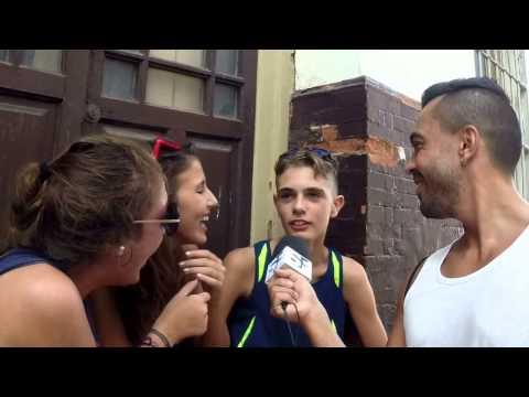 Feria de Álora 2015 [14]: Las niñas de la cuesta y el romancero Álora la bien cercada
