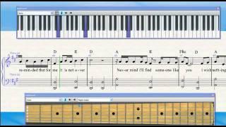 Someone Like You - Adele (free sheet music)