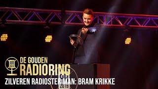 Bram Krikke Wint Opnieuw De Zilveren Radioster Man! | Het Gouden Radioring Gala 2019
