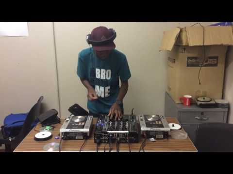 DJ Handfull 1/9/2016 #SpringMiniMix