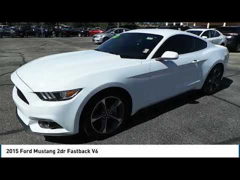 2015 Ford Mustang Hobbs NM P10138A