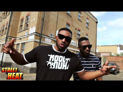 Big Tobz X Blittz Gullyish - StreetHeat Freestyle Back 2 Back  Link Up TV