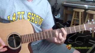 This is the GuitarMadeEZ.com Donovan Mellow Yellow Guitar Lesson. T...