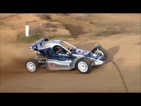 kart cross hill climb