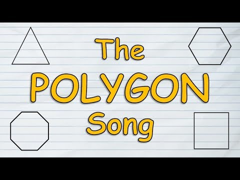 The Polygon Song | Polygons for Kids | Polygons Geometry | Silly School Songs Mp3