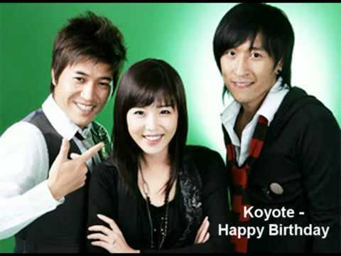 Koyote - Happy Birthday
