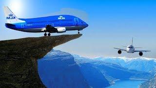 видео: АЭРОПОРТЫ Которых БОЯТСЯ даже Самые ОПЫТНЫЕ Пилоты! Глазами Пилота Самолета