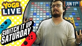 SWITCH IT UP SATURDAYS / TUESDAYS - Scrabble w/ Zylus & Mousie - 11/06/19