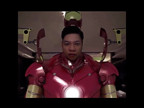 Iron man CGI by VAN (Blender, AE)