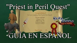 [OSRS] Priest In Peril Quest (Español)