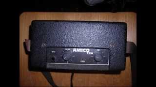Does anyone know this amplifier? Beatles, rock n roll stuff...